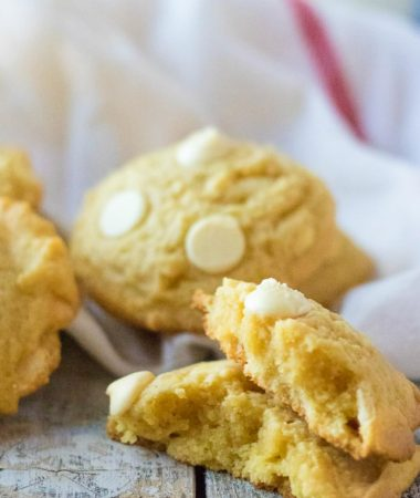 EASY LEMON PUDDING COOKIES RECIPE