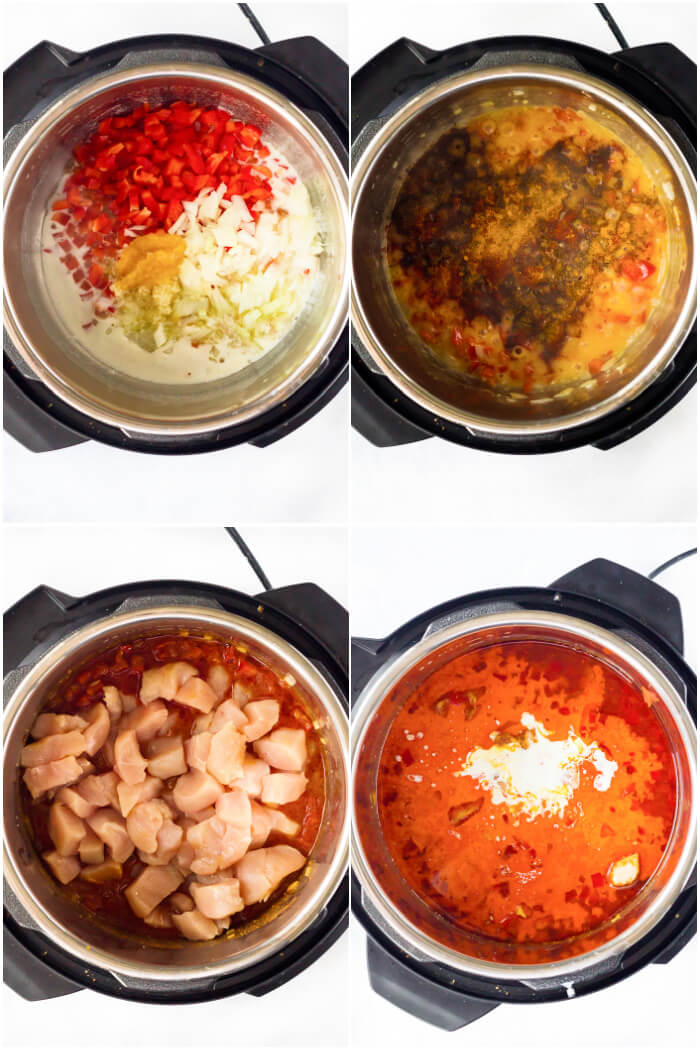 HOW TO MAKE BUTTER CHICKEN