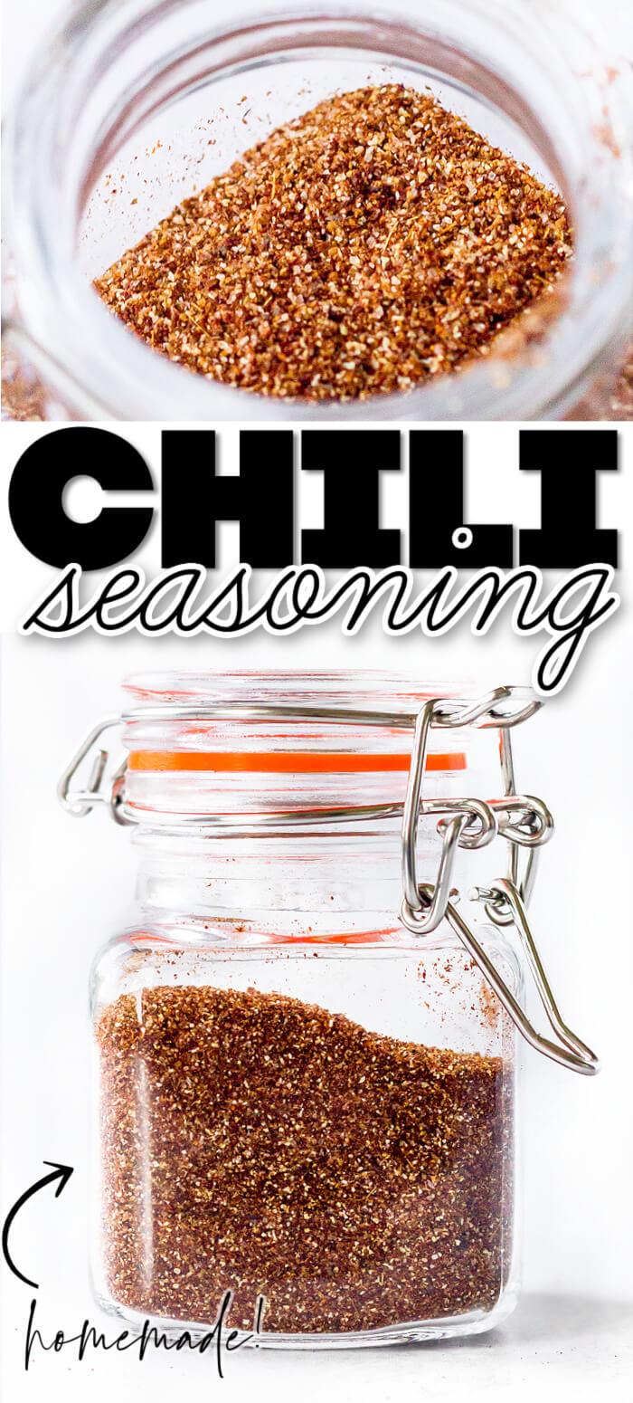 BEST CHILI SEASONING RECIPE