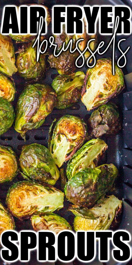 BEST AIR FRYER BRUSSELS SPROUTS