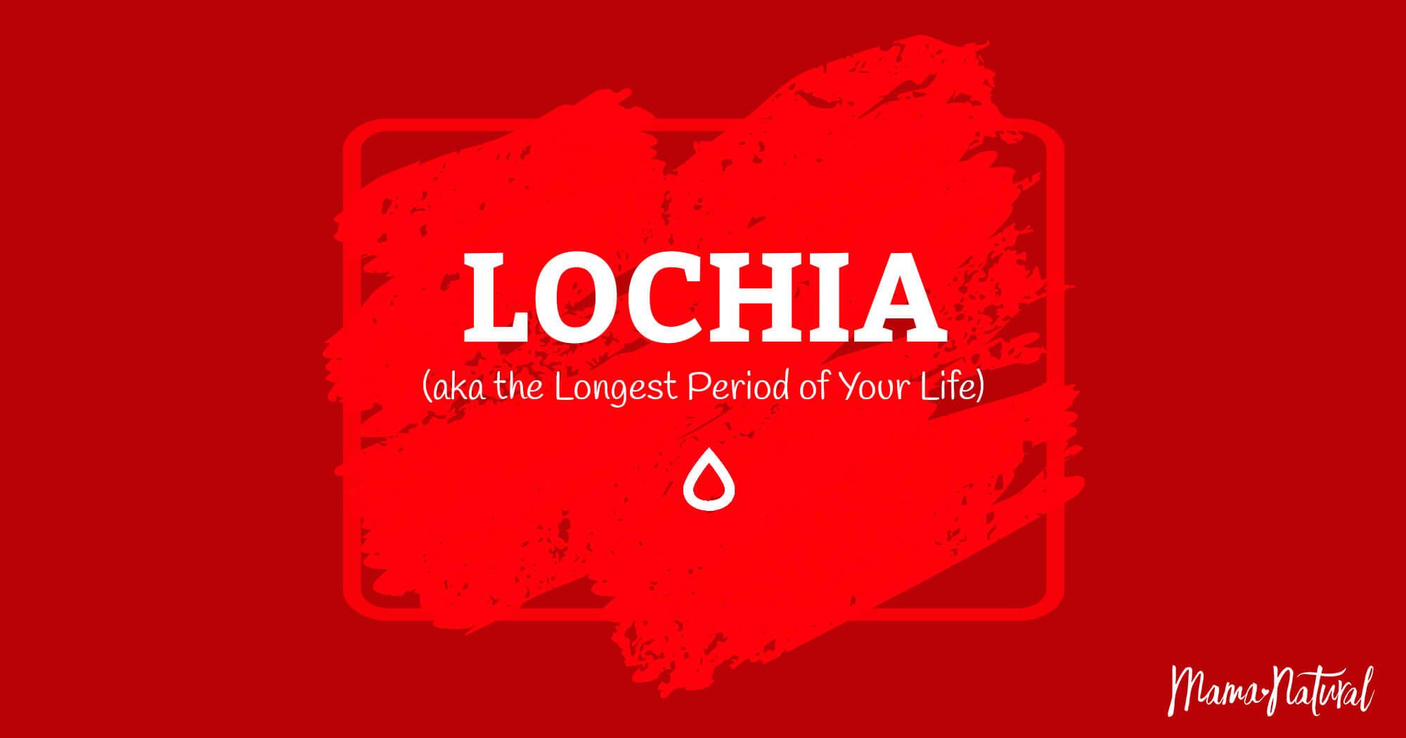 Lochia Postpartum Bleeding Not