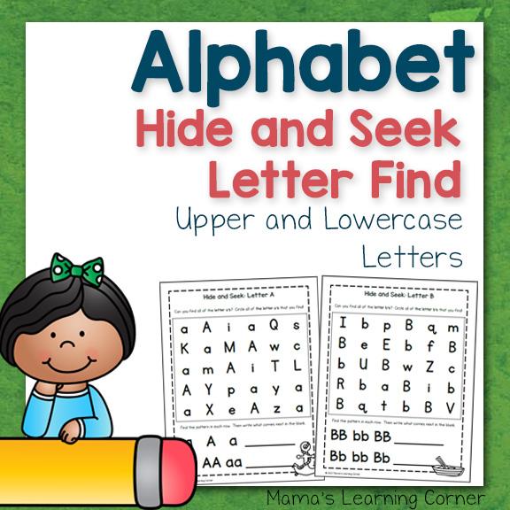 find the alphabet # 36