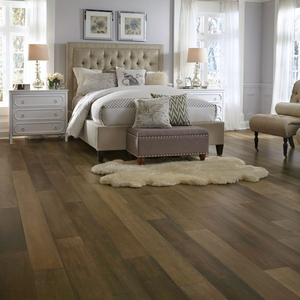 Wood Flooring   Engineered Hardwood Flooring   Mannington Floors Mannington Engineered Hardwood Flooring Smokehouse Maple Kindle