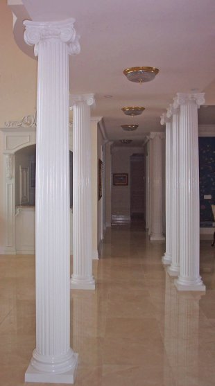 Architectural Column Photo Gallery