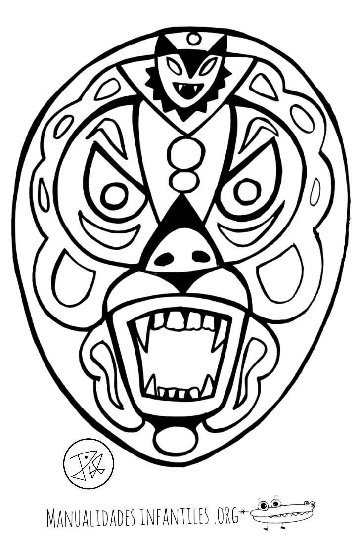 Imprimir Colorear Para Dibujos E Mexicanos