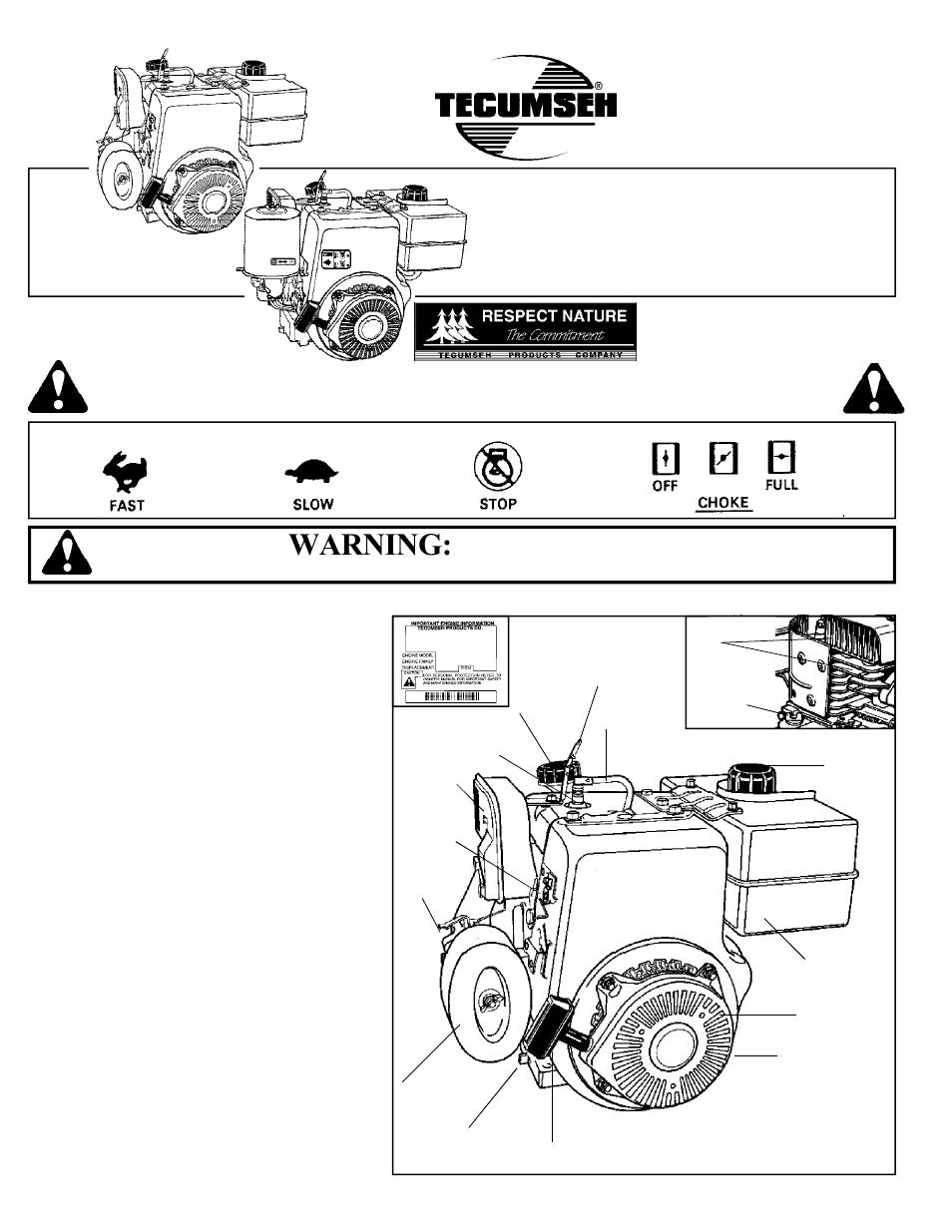 Tecumseh Hh100 Ignition Wiring Diagram
