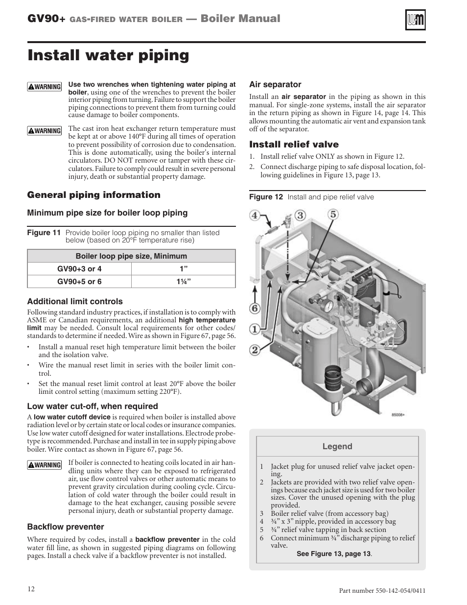 New York Boiler Piping Layout What Is A Diagram