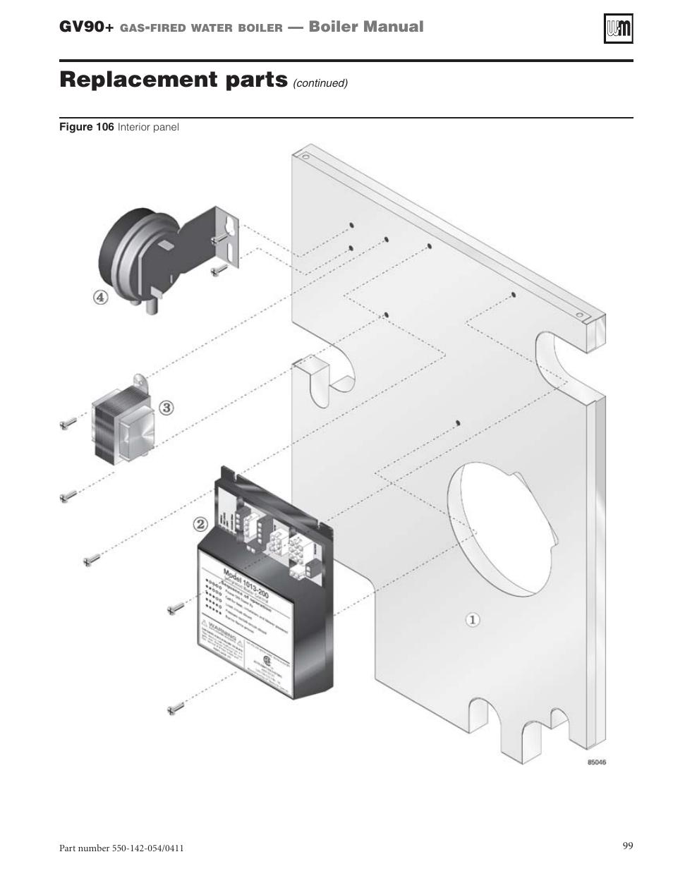 Weil Mclain Boiler Manuals Wiring Diagram
