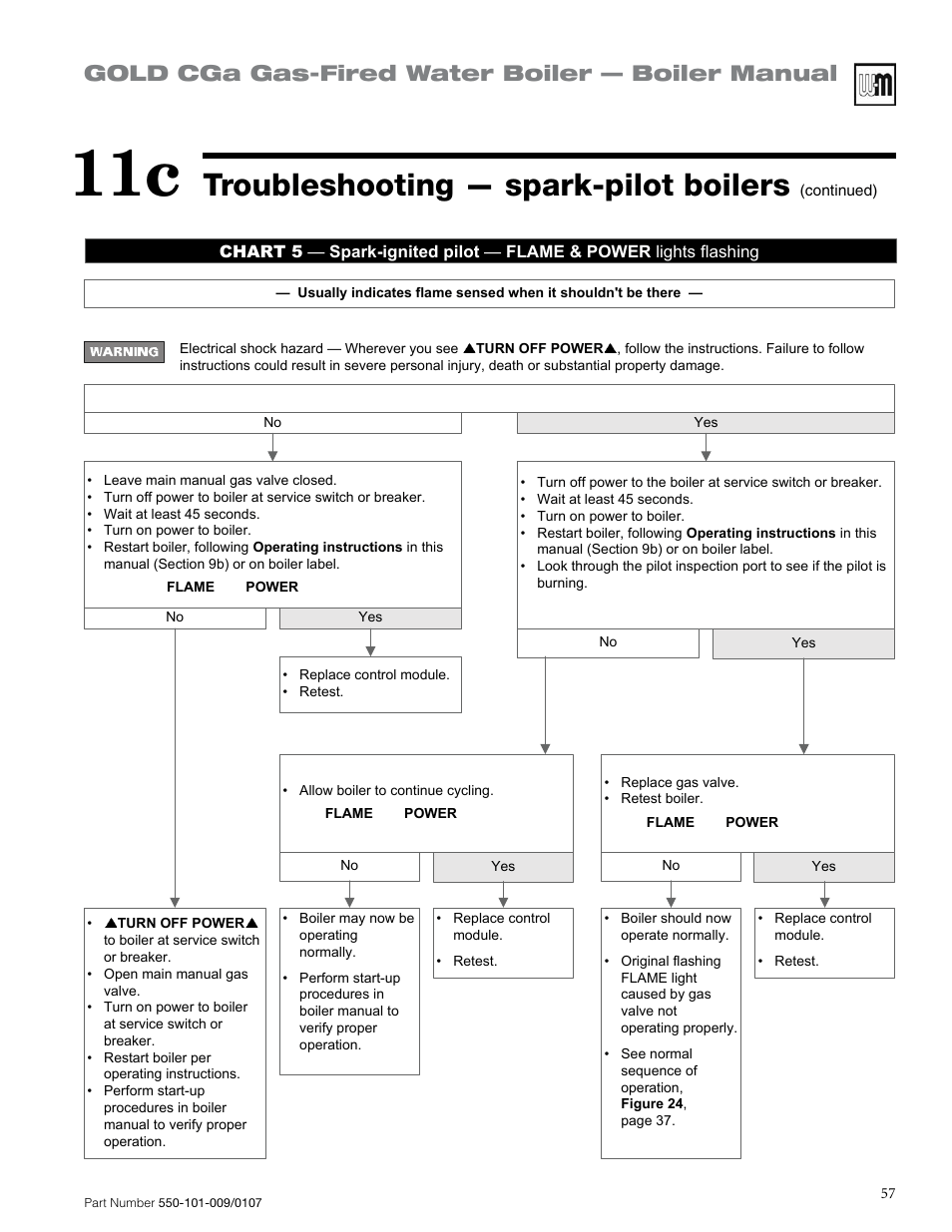 Weil Mclain Cga Boiler Manual Schematic Diagram