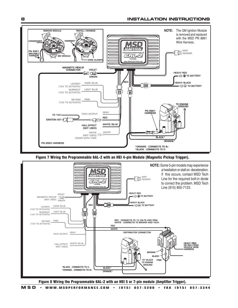8installation instructions m s d msd 6530 digital programmable 6al 2 installation user manual page 8 20