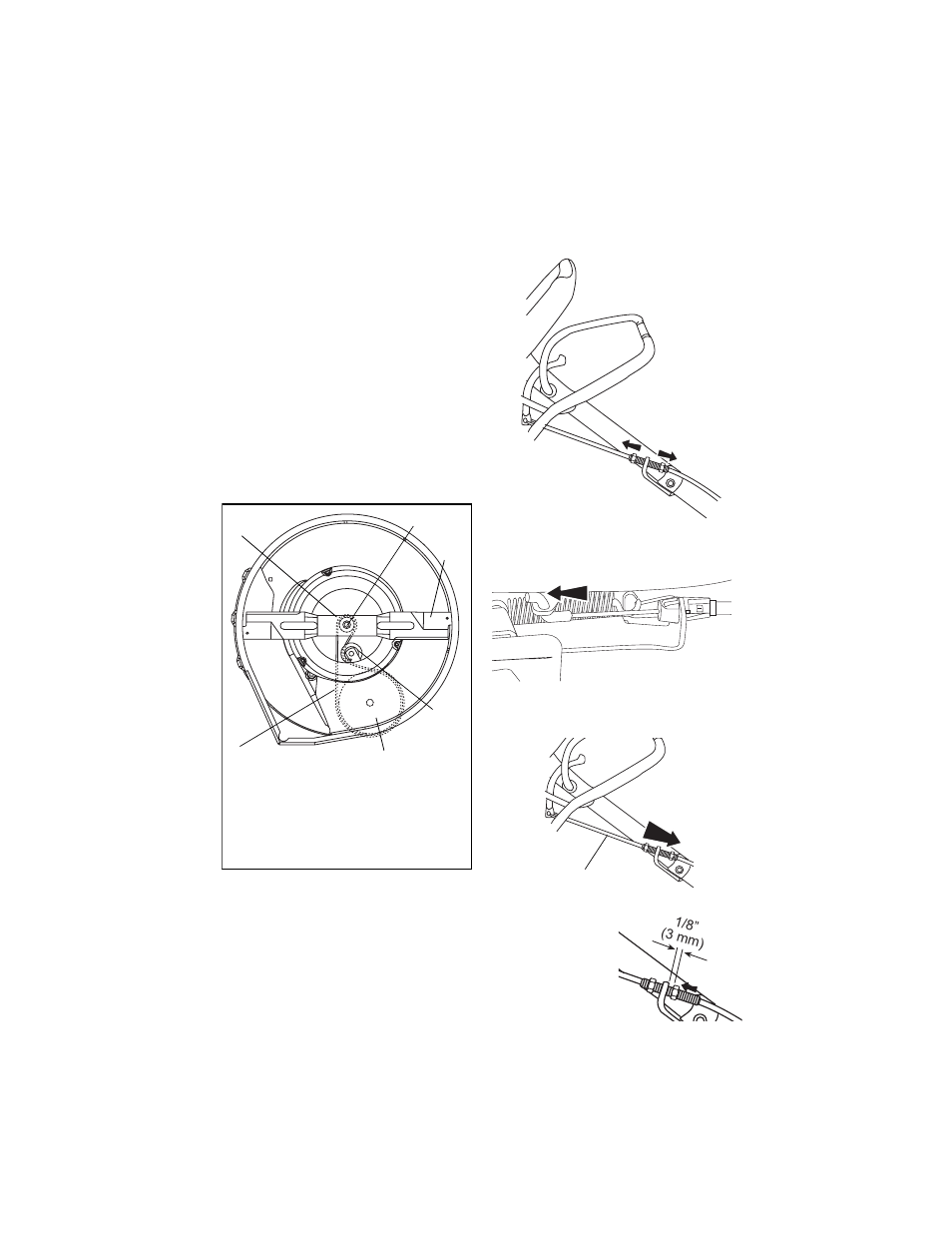 Ariens 911134 lm21sw user manual page 19 28 ariens 911134 lm21sw user manual page 19