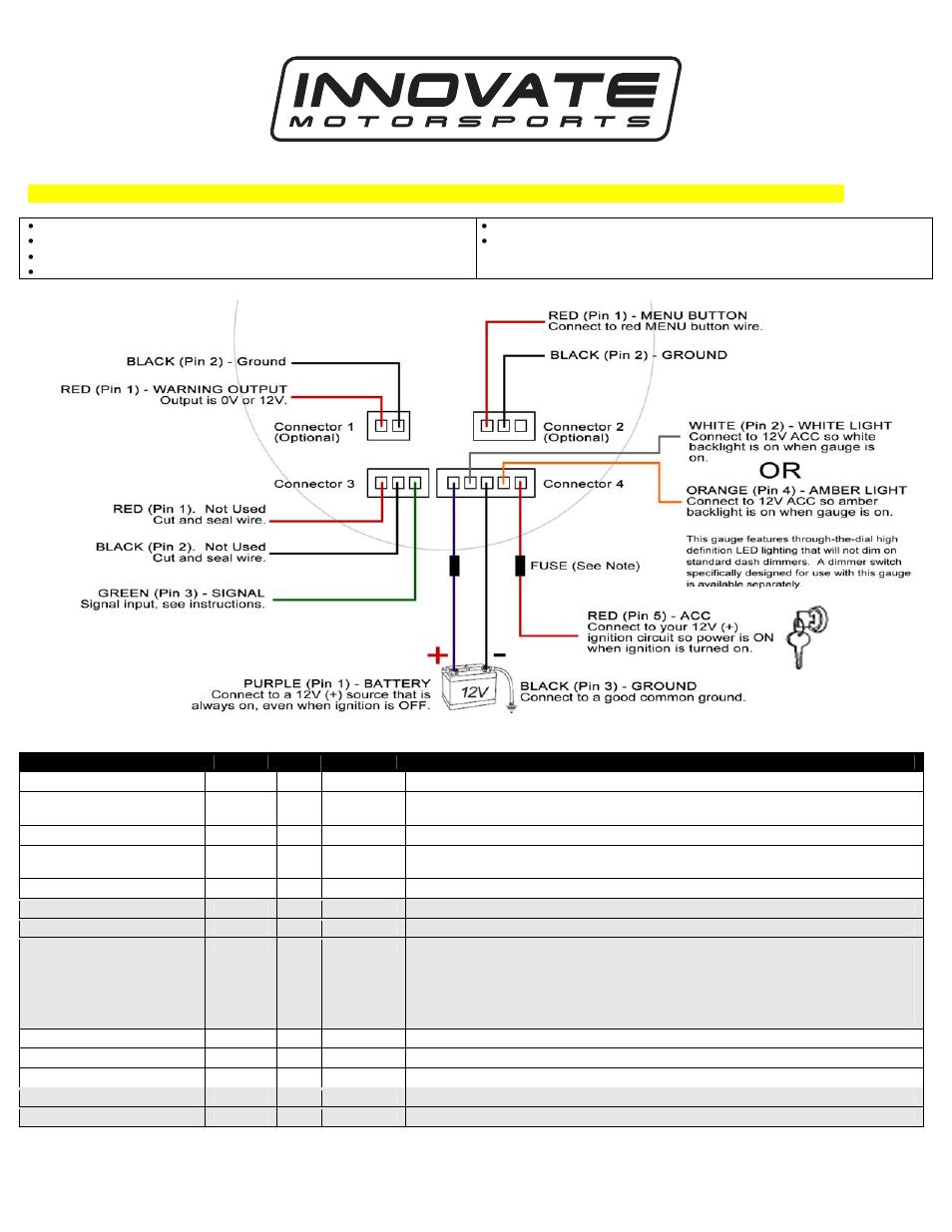 Stewart Warner Gauge Oil Pressure Wiring Diagram