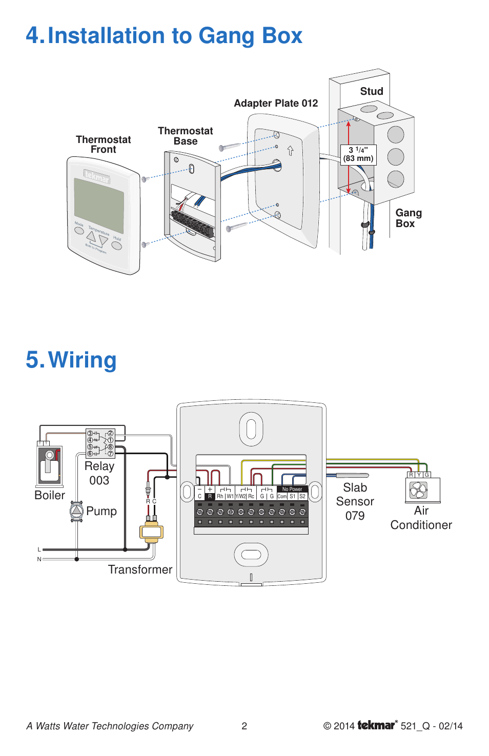 Crown Boiler Wiring Diagram