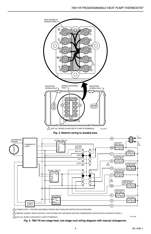 Honeywell 6000 Thermostat User Manual Focus Wiring Diagram