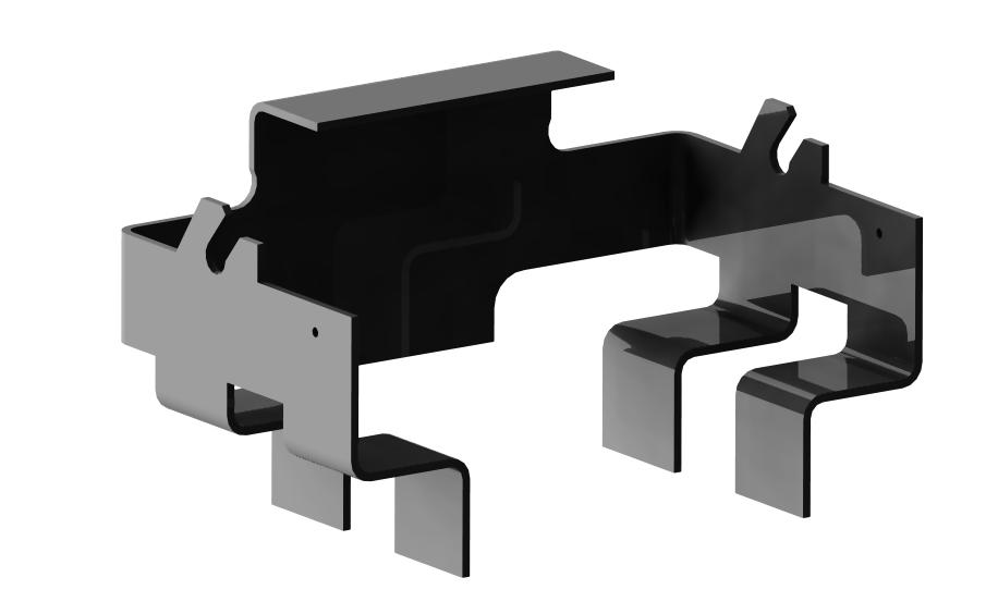 Snap Bracket Sheet Metal Manufacturinget Org