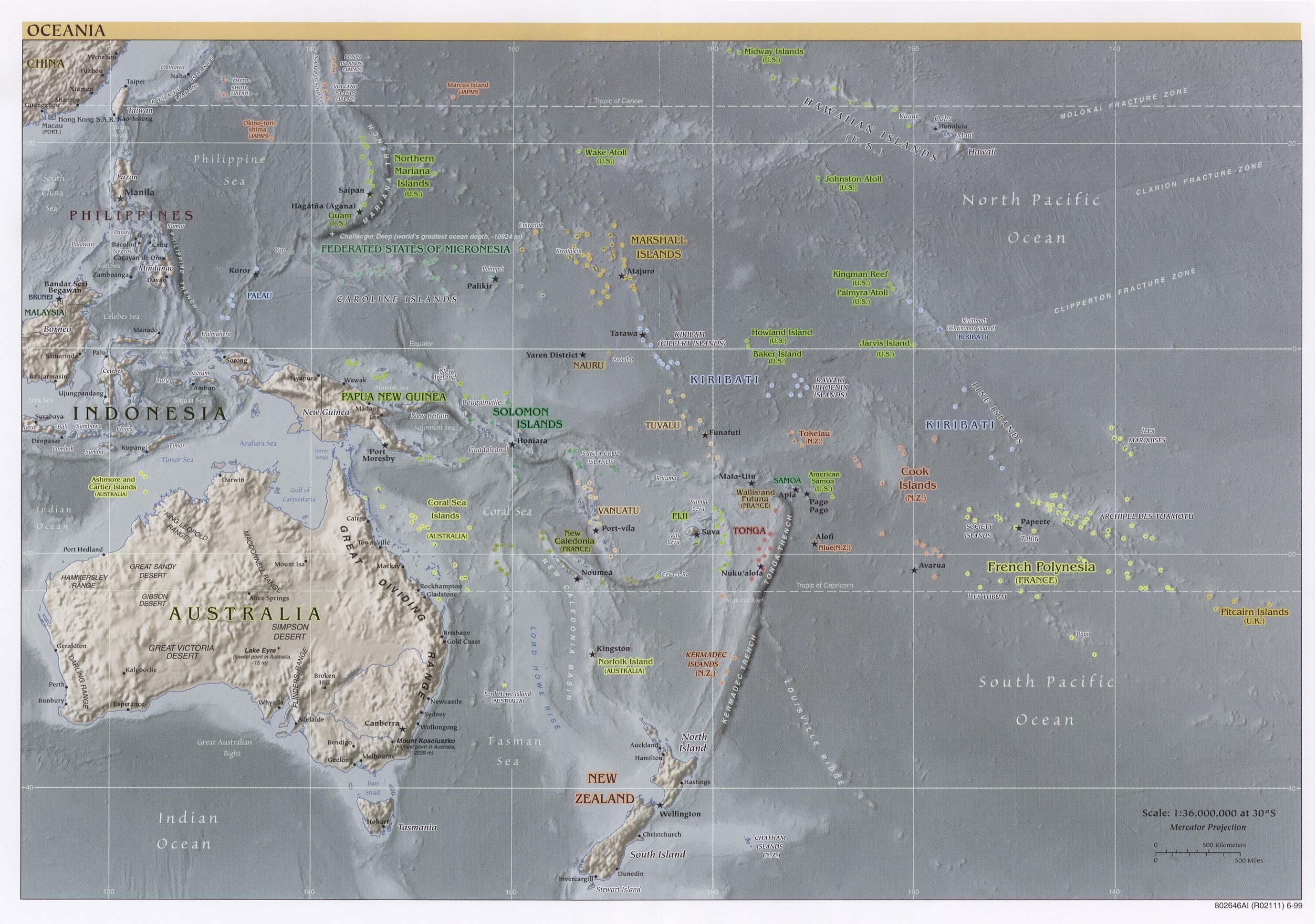 Casta eda Map Collection UT ONC