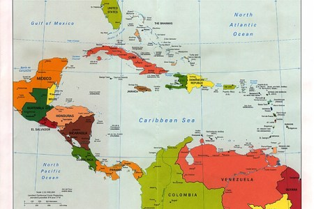 honduras political map » Another Maps [Get Maps on HD] | Full HD ...
