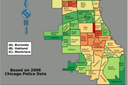 chicago crime rates by area » Full HD MAPS Locations - Another World ...