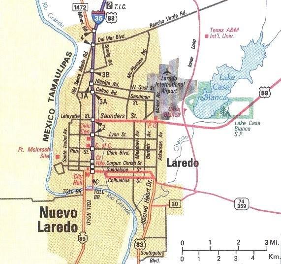 Baja Mexico Maps Cities