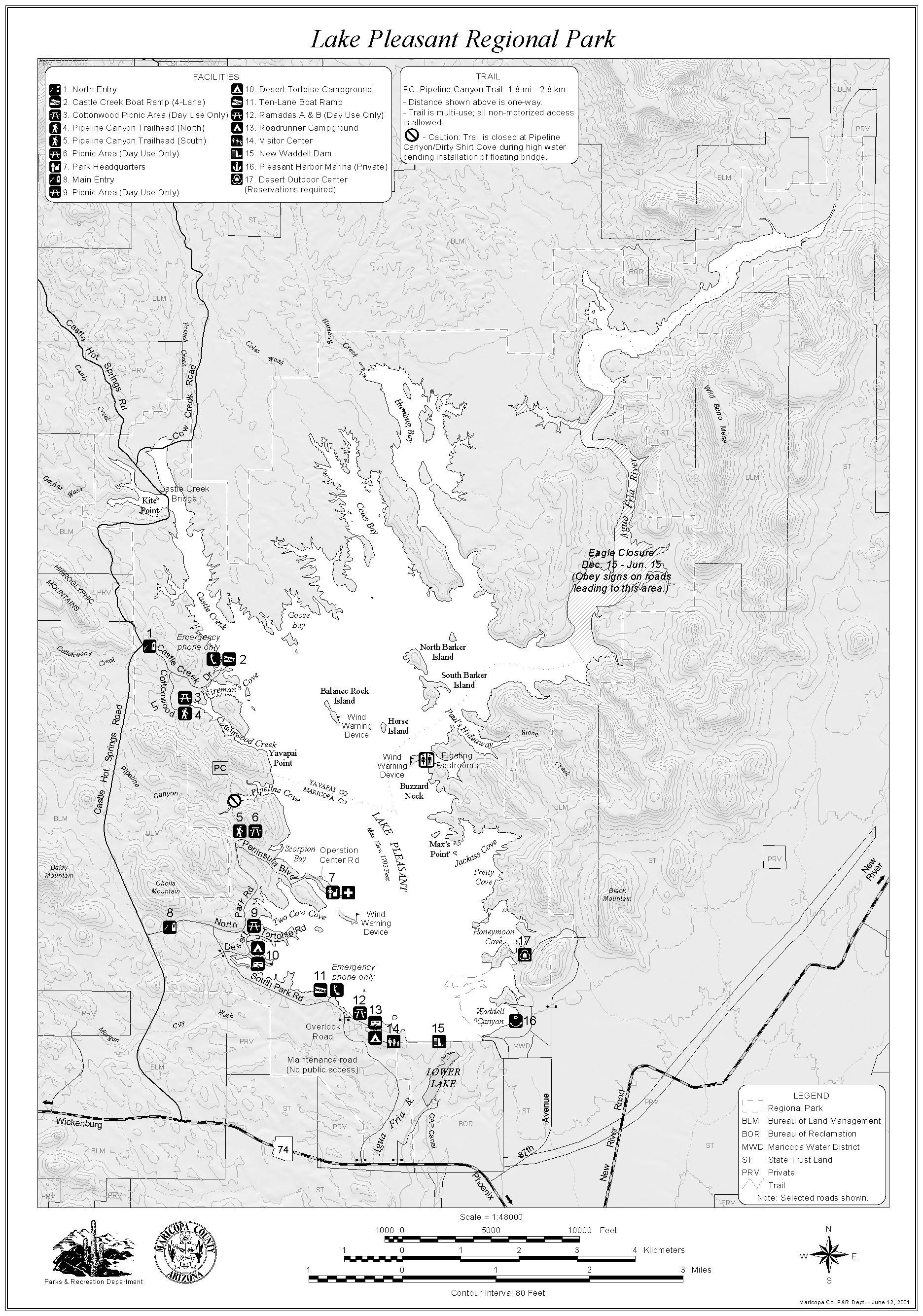 Map Peoria Az And Surrounding Cities