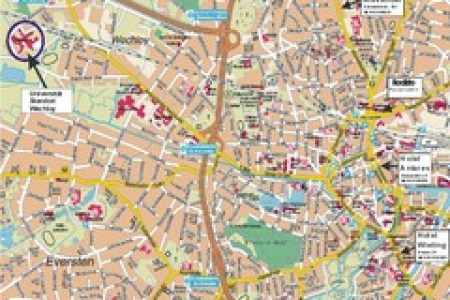 brussels tourist attractions map pdf » Path Decorations Pictures ...