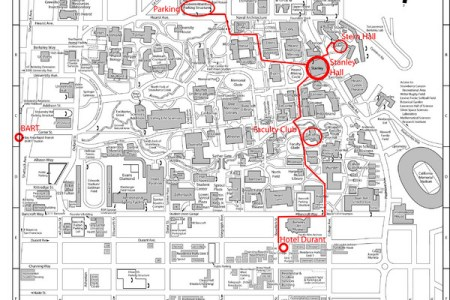 map uc berkeley campus » Free Wallpaper for MAPS | Full Maps