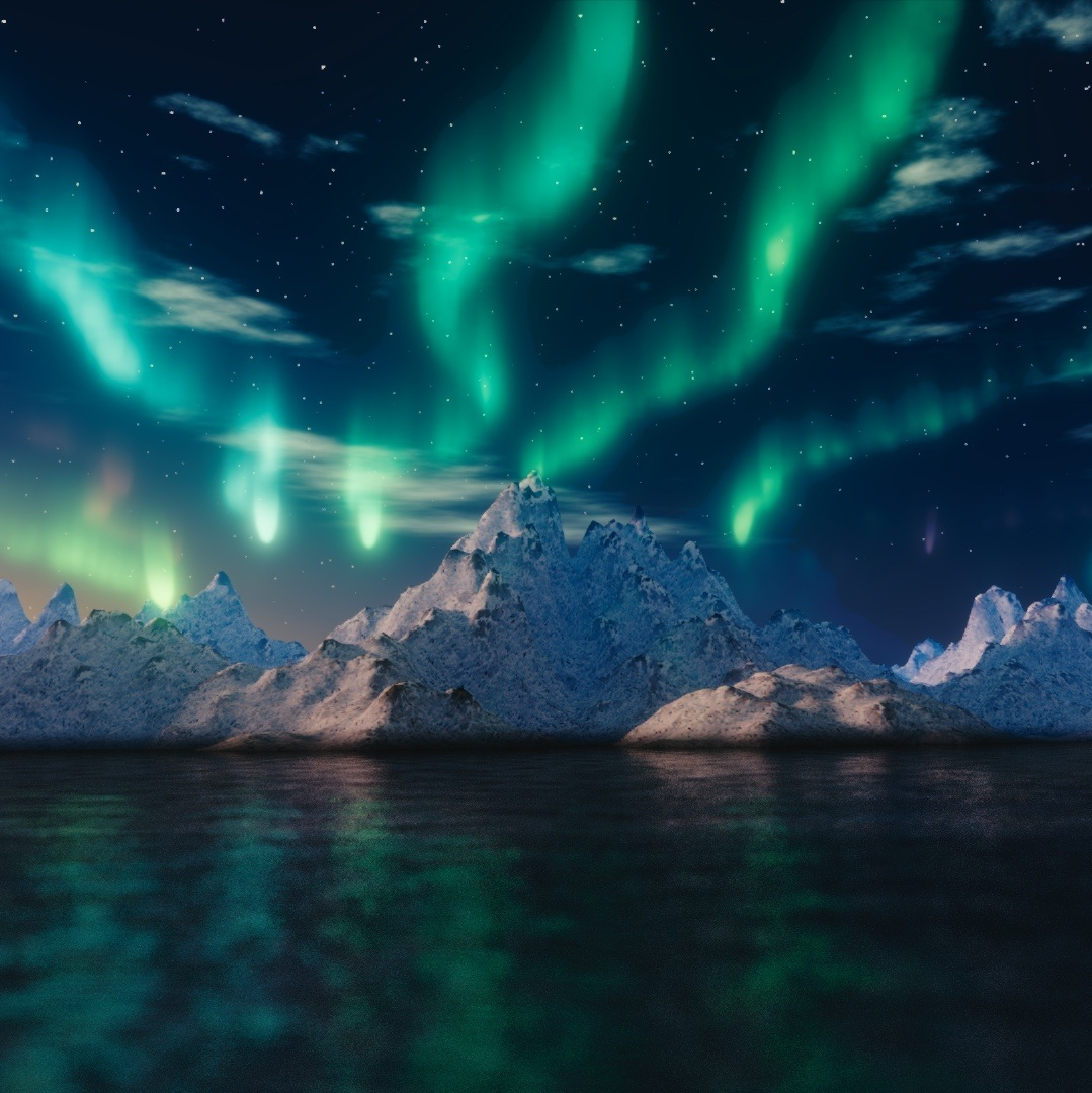 Northern Lights Countries