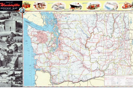 map highway wa state map of usa map » Free Wallpaper for MAPS   Full ...