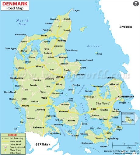 Full HD MAPS Locations - Another World » esbjerg map | ..:: Pices ...