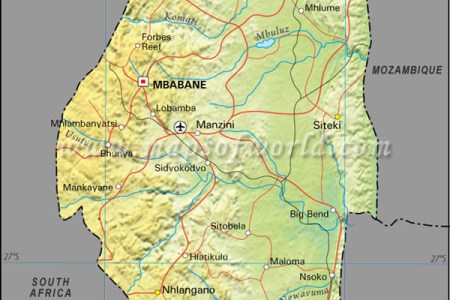 swaziland location on map » Another Maps [Get Maps on HD] | Full HD ...