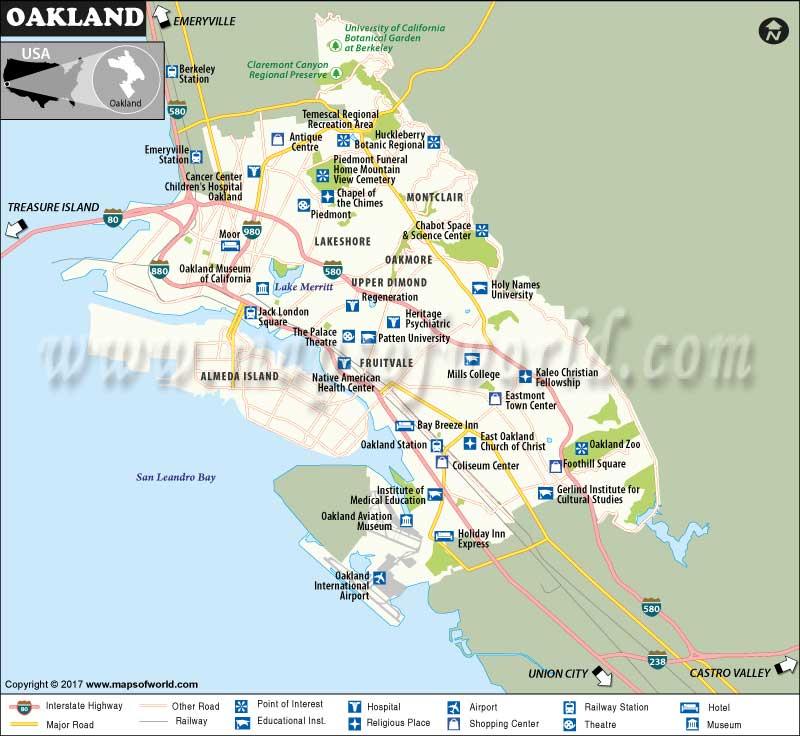 Alameda County Cities List