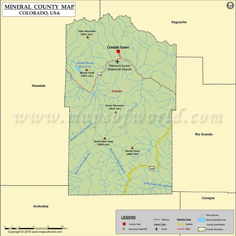Map Zip Code County Denver