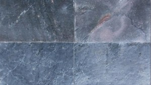 "Ostrich Gray Slate Tile 12""x12"""