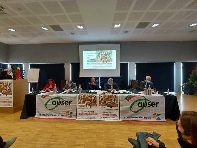 Auser Marche: Marcucci confermato presidente