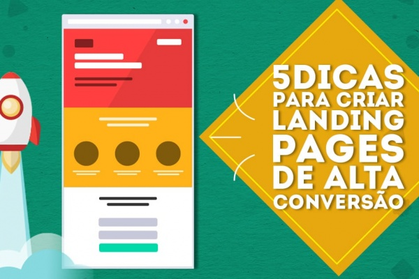 5 dicas landing pages