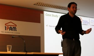 Marco Gouveia - Make the web work for you by Google no IPAM Lisboa