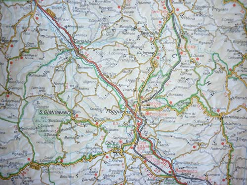 Road Maps of Italy  Driving Maps I Wouldn t be Without Road maps of Italy  Driving maps Italy