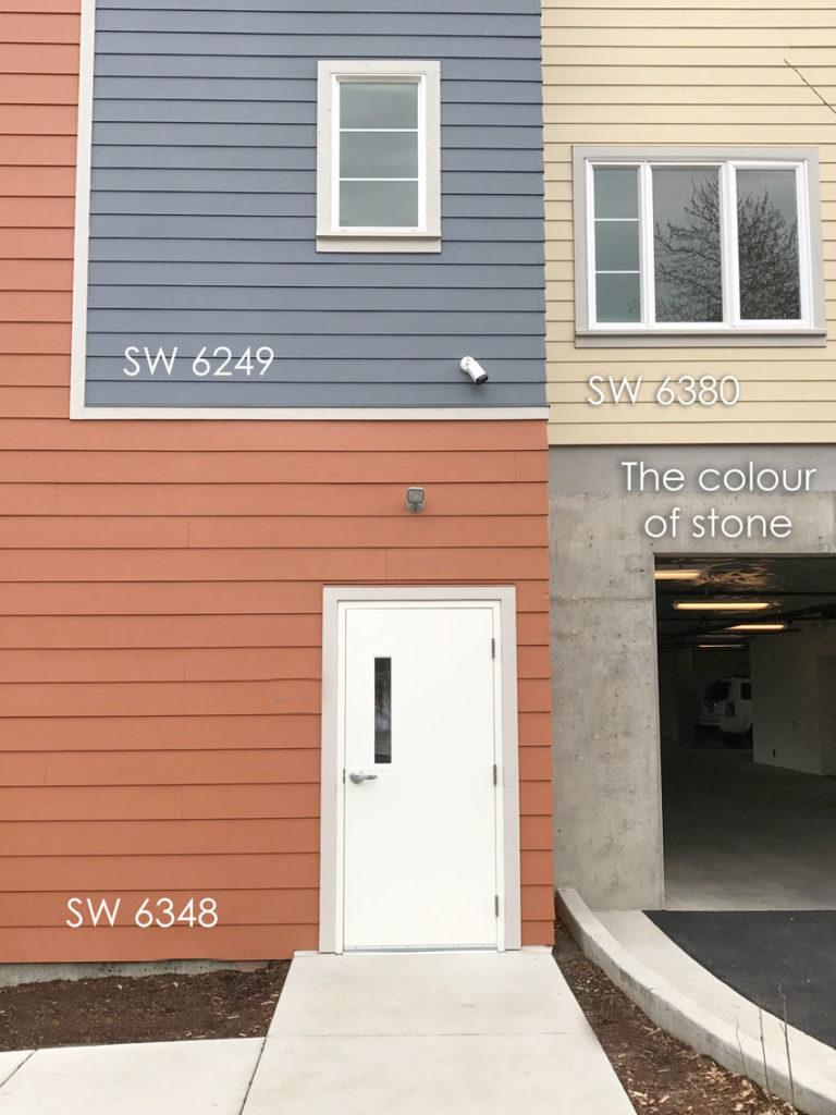 Combinations Colors Paint Exterior Best