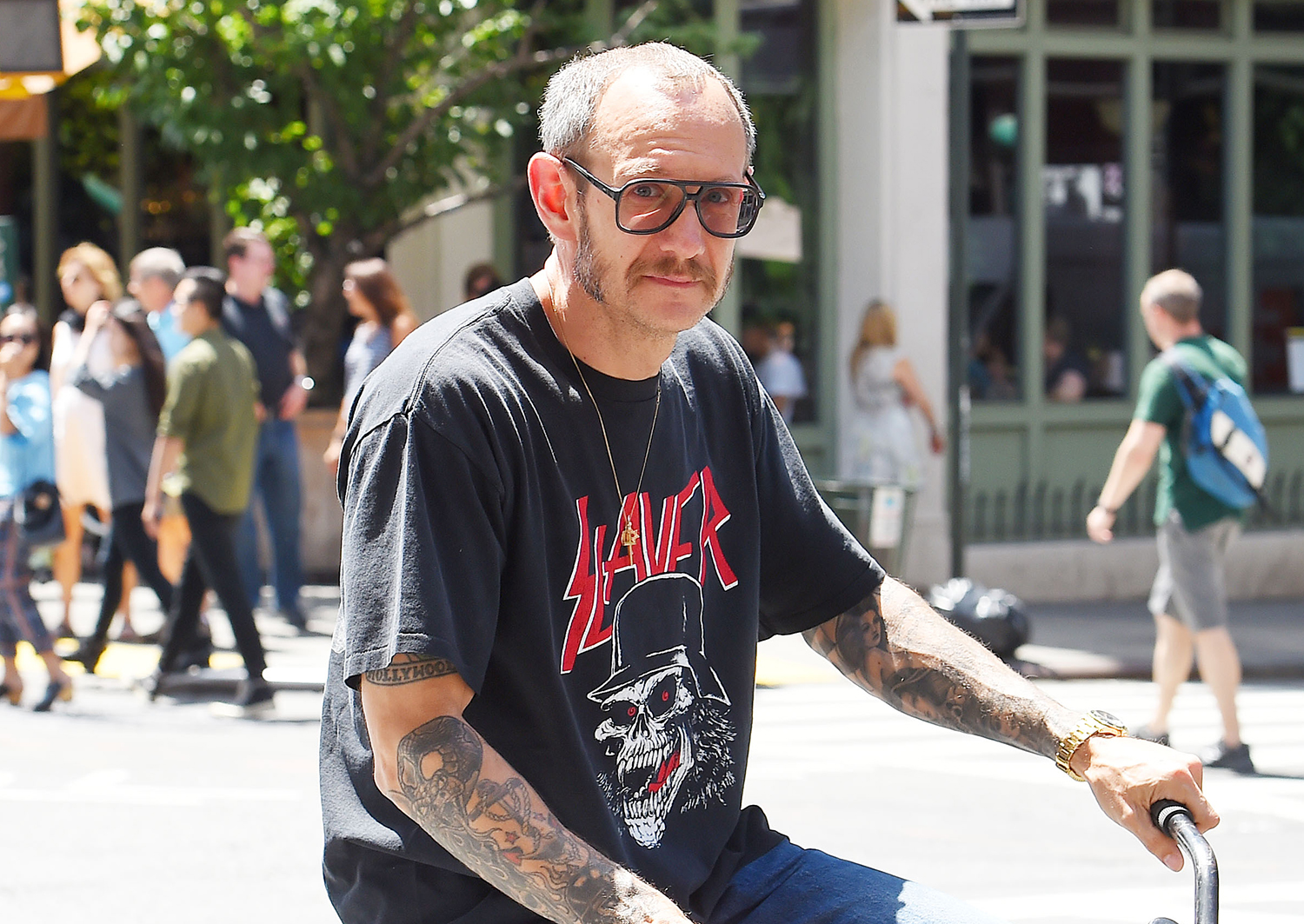 Terry Richardson The Complete List Of Sexual Harassment