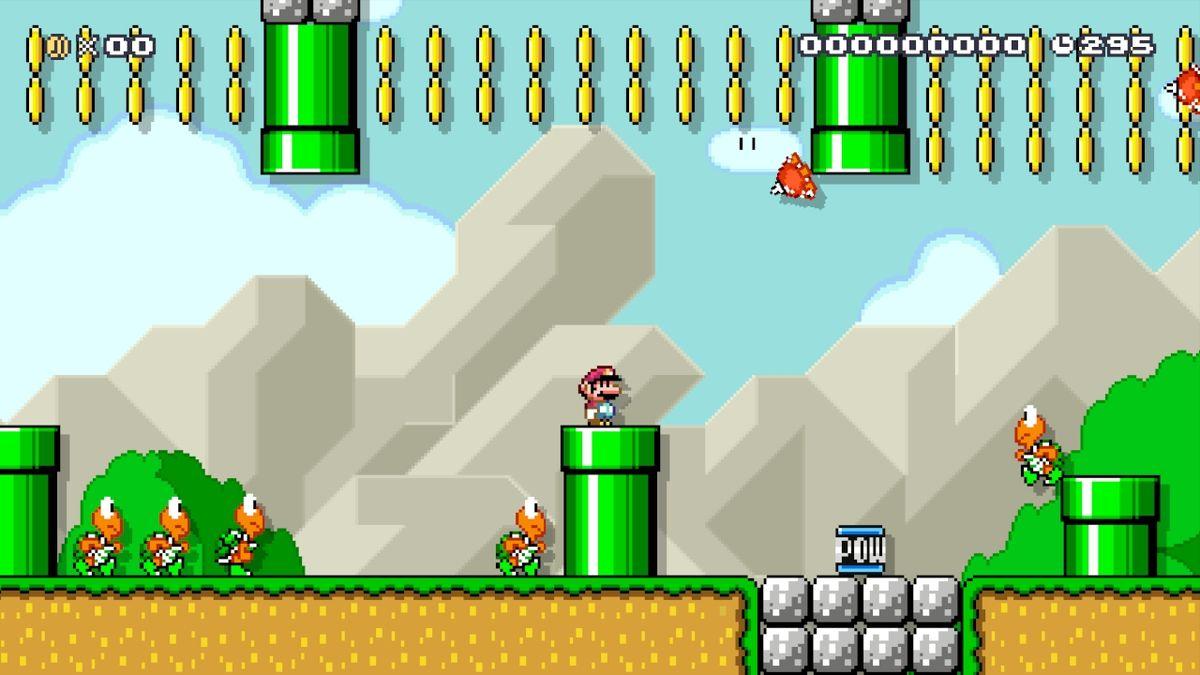 Ka Pow Super Mario Wiki The Mario Encyclopedia