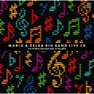 Mario Amp Zelda Big Band Live Super Mario Wiki The Mario