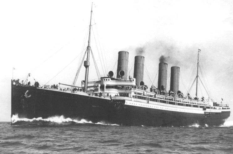 Maritimequest Kaiser Wilhelm Der Grosse 1897 Page 1