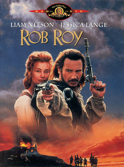 Dvd Rob Roy Mark R Headrick S Website