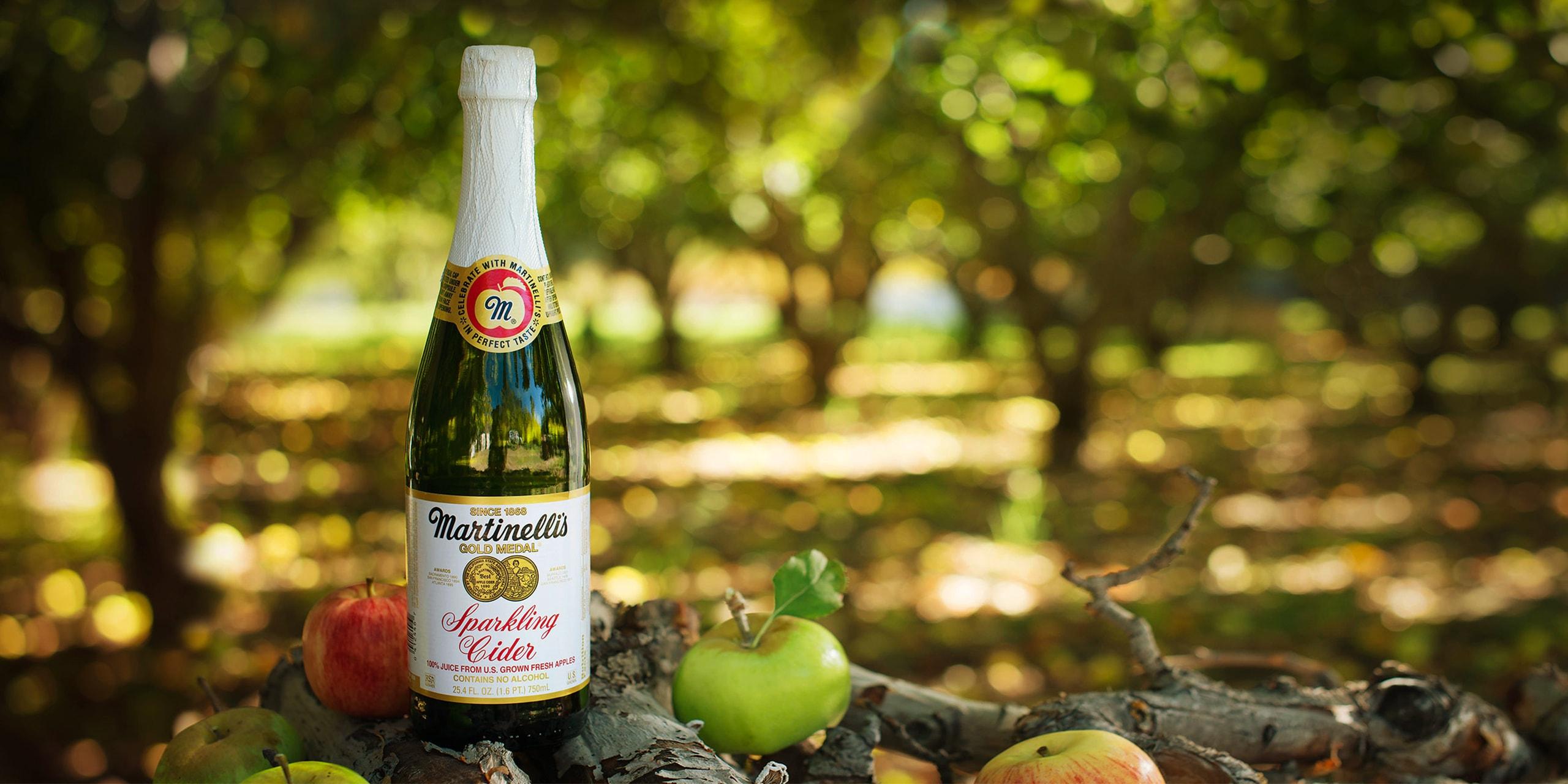 Sparkling Cider 25 4oz Sparkling Juices S Martinelli Amp Co