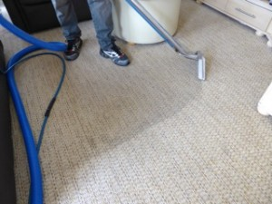 Caravan carpet cleaning Devon
