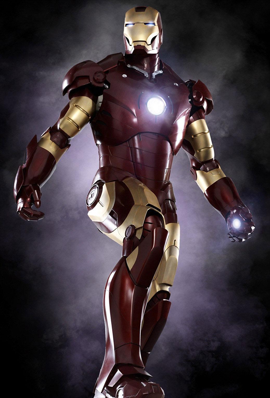 My Life with Iron Man » Masculinity-Movies.com
