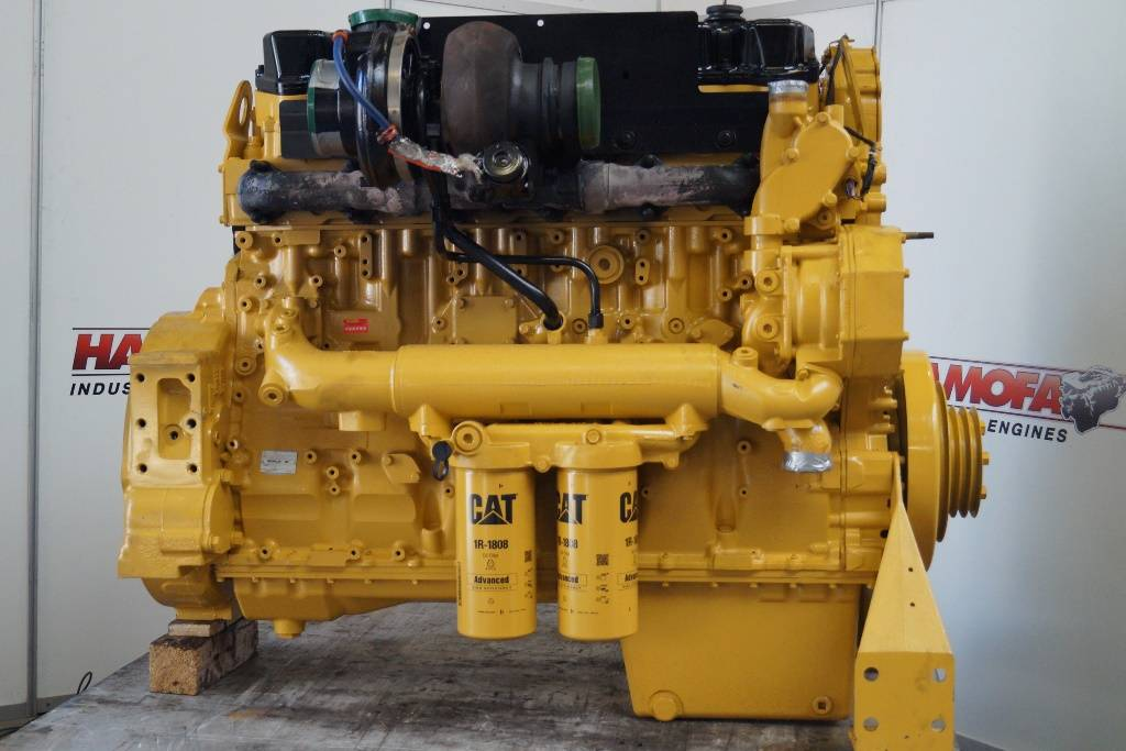 Used Caterpillar C18 Industrial Engines Year 2018 For