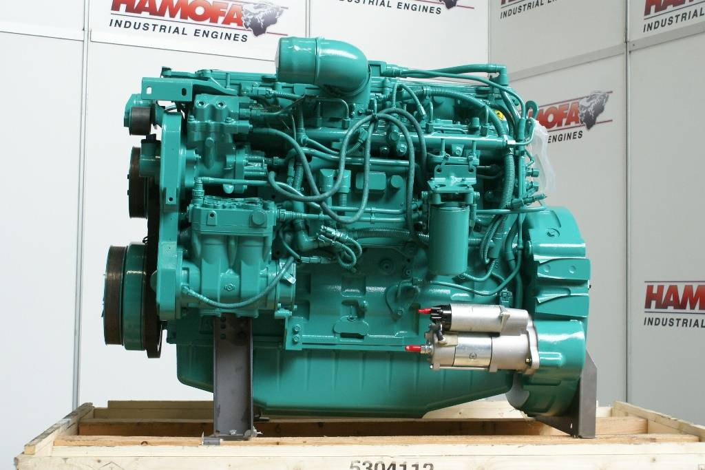 Used Cummins Qsl 9 Engines Year 2012 For Sale Mascus Usa