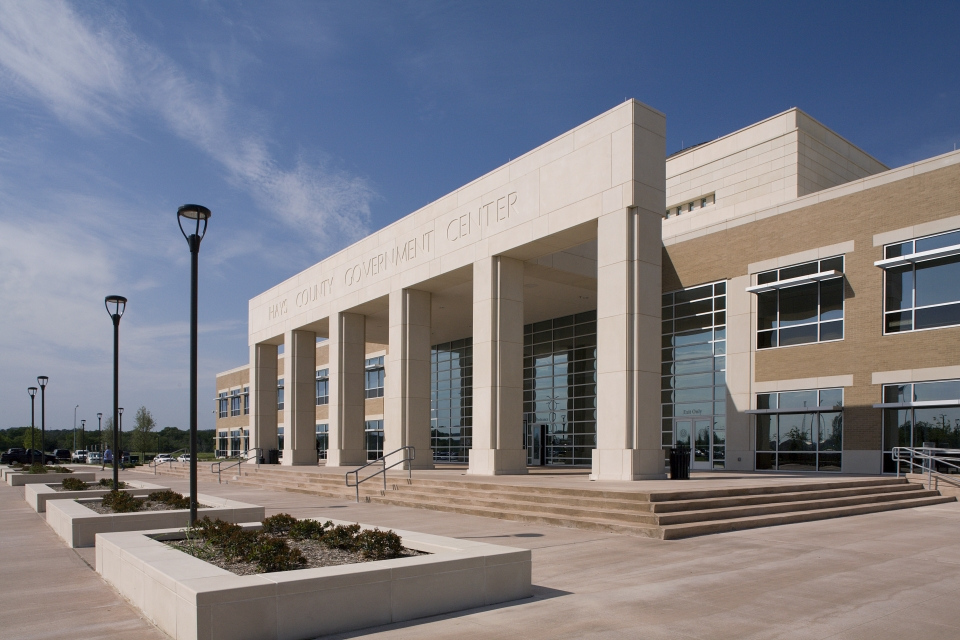 Hays County Municipal Government Complex