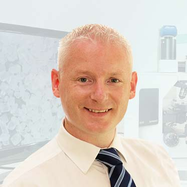 Derek Tinsley - Business Development Manager UK, Mason Technology